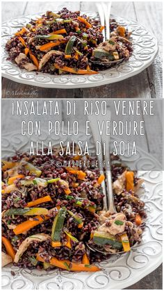 Veggie Delight, Wok, Good Healthy Recipes, Pasta Dishes, I Foods, Italian Recipes, Love Food, Appetizer Recipes, Carne