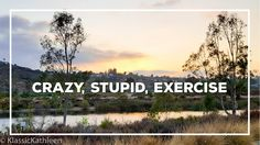 Do you have a hate-hate relationship with exercise too?