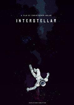 Geek Art Gallery: Posters: Interstellar