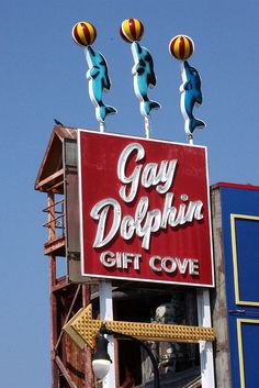 Gay Dolphin Gift Cove  Myrtle Beach, SC