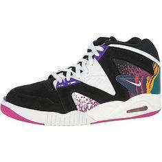 Sweet retro kicks! Nike Andre Agassi Challenge Court Mashup :)
