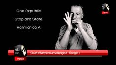 OneRepublic - Stop And Stare - Harmonica A - Paul Lassey