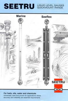 Seetru Marine & Seeflex Nivaagl