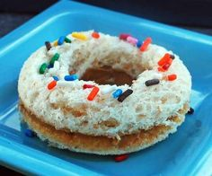 Slip a doughnut into their lunch. | How To Give Your Kid The Best First Day Of School Ever