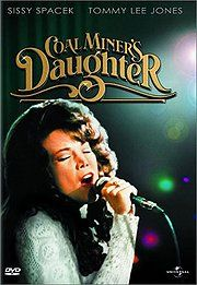 Coal Miner's Daughter (1980) - my favorite just because. I've been watching it since I was 10 years old.