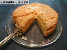 Wessels Küchenwelt: Schnelle Bienenstich-Torte