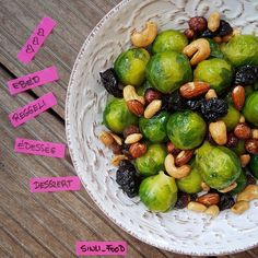 Kelbimbó csemege Sprouts, Photo And Video, Vegetables, Instagram, Food, Eten, Brussels Sprouts, Meals, Cabbages
