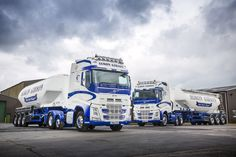 Simon Gibson Transport 'bulk up' with more new FH tractor units