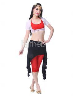 Dancewear Women's Chiffon Satin Belly Dance Skirt(More Colors) 2015 – €9.49