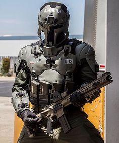 Galac-Tac Mandalorian Armor