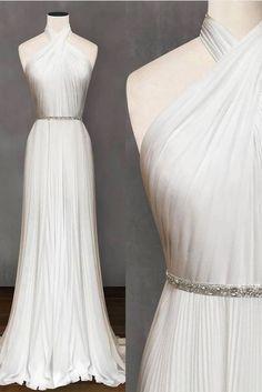 Light Gray Prom Dresses,Fancy Dresses,Prom Dress,Prom Dresses,Long Prom Dress on Luulla Grey Prom Dress, Mermaid Prom Dresses, Chifon Dress, Pretty Dresses, Beautiful Dresses, Greek Dress, Lace Evening Dresses, Chiffon Dress Long, Fantasy Dress
