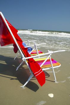 What one word describes your feeling when you start your North Myrtle Beach vacation?