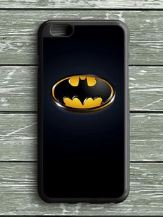 Batman Logo iPhone 6S Plus Case
