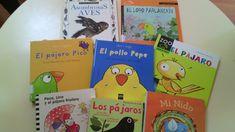 Actividades para el primer ciclo de Educación Infantil: Proyecto Los pájaros