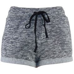 BriBrisFashion Side Pocket Drawstring Shorts ($6.99) ❤ liked on Polyvore featuring shorts, bottoms, pants, short, draw string shorts, short shorts and drawstring shorts
