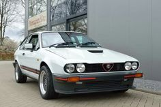 Classic Car News – Classic Car News Pics And Videos From Around The World Alfa Cars, Alfa Romeo Cars, Alfa Gtv, Alfa Romeo Gtv6, Car Pictures, Fiat, Cool Cars, Dream Cars, South Africa