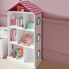 Doll's House Bookcase - Bookcases & Bookshelves - Children's Furniture