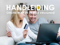Handleiding online boeken in alle veiligheid by Luc De Smedt via slideshare