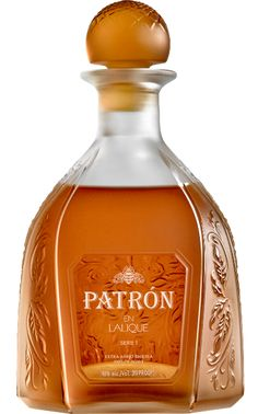 Patron en Lalique Serie 1 Tequila - Old Town Tequila Tequila Bottles, Tequila Drinks, Liquor Bottles, Alcoholic Drinks, Top Tequila, Tequila Liquor, Sipping Tequila, Patron Tequila, Cigars And Whiskey
