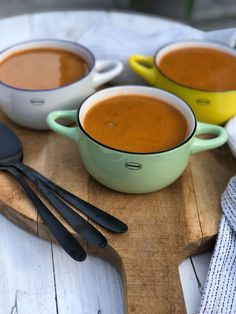 Soup Recipes, Cooking Recipes, Lunch Restaurants, Healthy Snacks, Healthy Recipes, Tasty, Yummy Food, Soups And Stews, Love Food