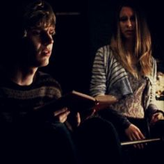 Tate and violet Violet Ahs, Tate And Violet, Evan Peters, American Horror Story 3, Horror Show, Normal People, I Am Scared, Horror Stories, Tv