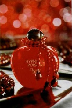 Hypnotic Poison Diable Rouge Christian Dior for women Pictures