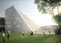 Snøhetta and SANAA both win Budapest National Gallery/Ludwig Museum competition | Inhabitat - Sustainable Design Innovation, Eco Architecture, Green Building