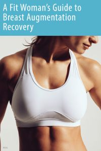 Recuperation time for breast augmentation