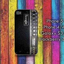 Mesa Boogie Mark iic+ Head amp iPhone 4 / 4S case iPhone 5 case Samsung Galaxy S2 case Samsung Galaxy S3 / S4 case