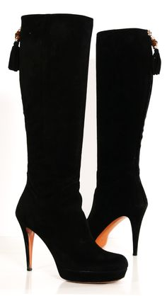 GUCCI BOOTS @Michelle Flynn Coleman-Hers