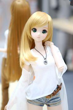 Smart Doll Ivory by hanzodoll