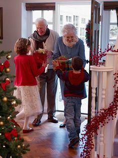 Christmas Morning, Christmas Home, Christmas Gifts For Grandchildren, Grandparents, Wonderful Time, Logo Design, Branding, Stock Photos, Inspiration