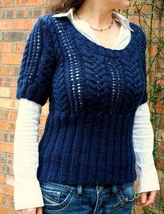 blusa, ganchillo 2014 de punto blusa foto
