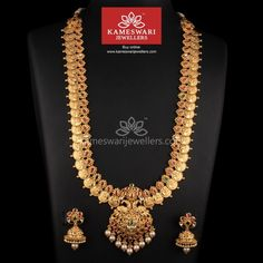 Anti que Kundan Lakshmi Kasumala Gold Jewellery Design, Gold Jewelry, Gold Necklaces, Bridal Jewelry, Diamond Necklaces, Jewellery Box, Wire Jewelry, Jewelry Rings, Jewelry Model
