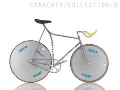 F. MOSER Hour Record