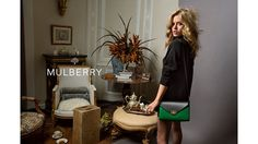 See the inspiration behind Mulberry's new SS15 campaign, see more fashion news at Redonline.co.uk