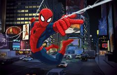 'Ultimate Spider-Man' Returns With New Episodes in January - Comic Vine