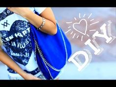 DIY Stella McCartney Bag - YouTube