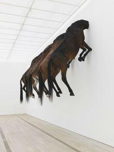 KAPUTT: Maurizio Cattelan's exhibition at Fondation Beyeler