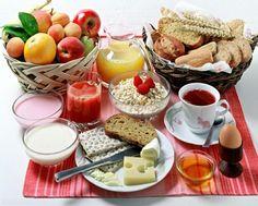 Idée petit déjeuner vie saine
