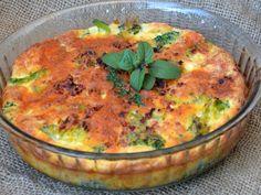 Brokkolis, baconös felfújt - Receptek | Ízes Élet - Gasztronómia a mindennapokra