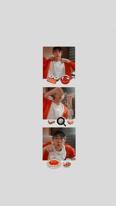 jin + food is a cute concept yall Bts Bg, Bts Wallpapers, Bts Aesthetic Pictures, Bts Lockscreen, Bts Edits, Worldwide Handsome, Wallpaper S, K Idols, Korean Boy Bands