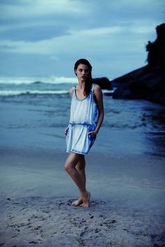 Verão 2015 #lauraneiva #whitejeans #jeans #beach