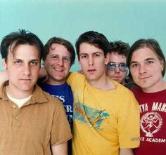 Pavement.  In my book, Stephen Malkmus can do no wrong.
