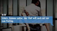 'SMS von gestern Nacht': Die besten Vertipper. (Screenshot: Bit Projects)