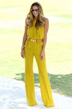Love the color, accesories and elongated figure