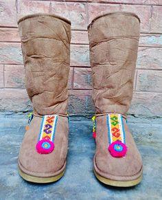 10+ Best Afghan Footwear images   footwear, afghan, boots
