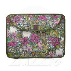 FANTASTICAL STELLATA Macbook Pro Sleeves by scrummylicious http://www.zazzle.com/fantastical_stellata_macbook_sleeve-204206777061151932