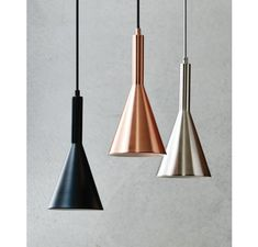 LEDlux Canteen Dimmable Pendant in Brushed Chrome | Pendant Lights | Lighting