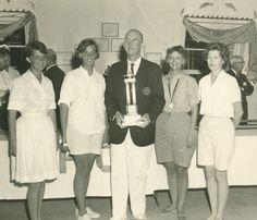 Pass Christian Yacht Club 1963 regatta winners